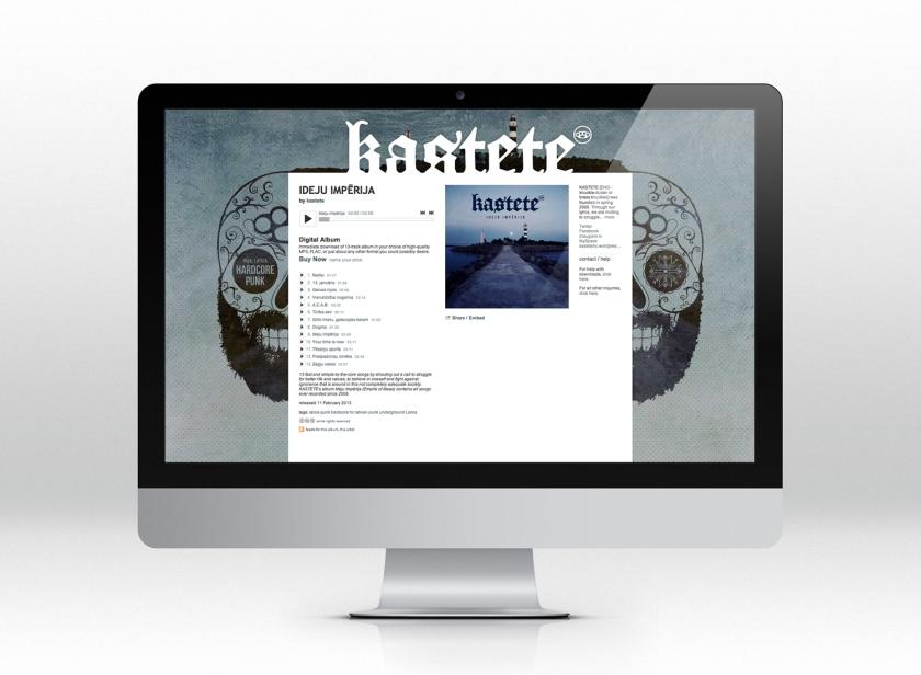 KASTETE | hardcore/punk