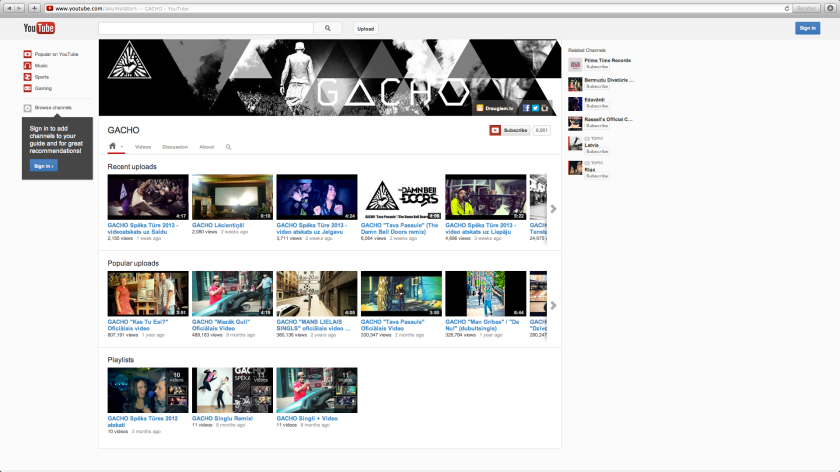 JekabsonsDotCom_GACHO_YouTube_NewDesign_ScreenShot_iMac