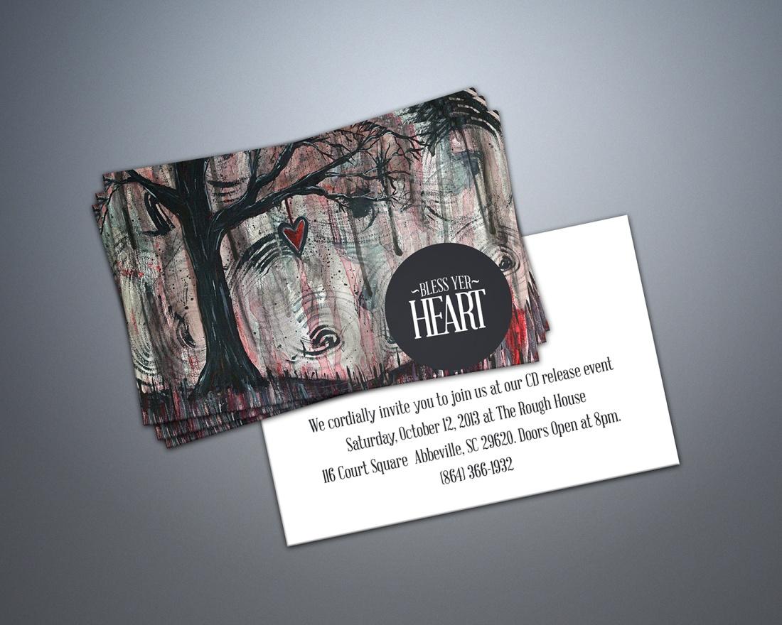 JekabsonsDotCom_BlessYerHeart_aHeartInLimbo_CD_RoughHouse_EP_party_Invitation_postcard-01