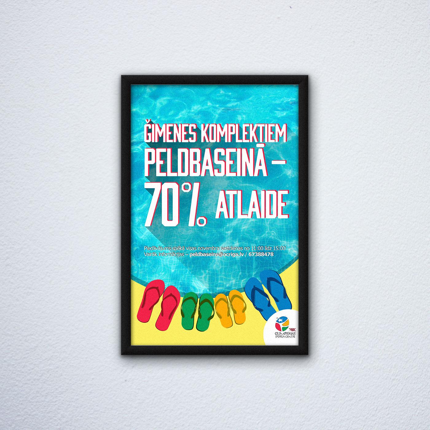 JekabsonsDotCom_OSC_OlimpiskaisSportaCentrs_Poster_GimenesKomplektsPeldbaseins_Atlaide