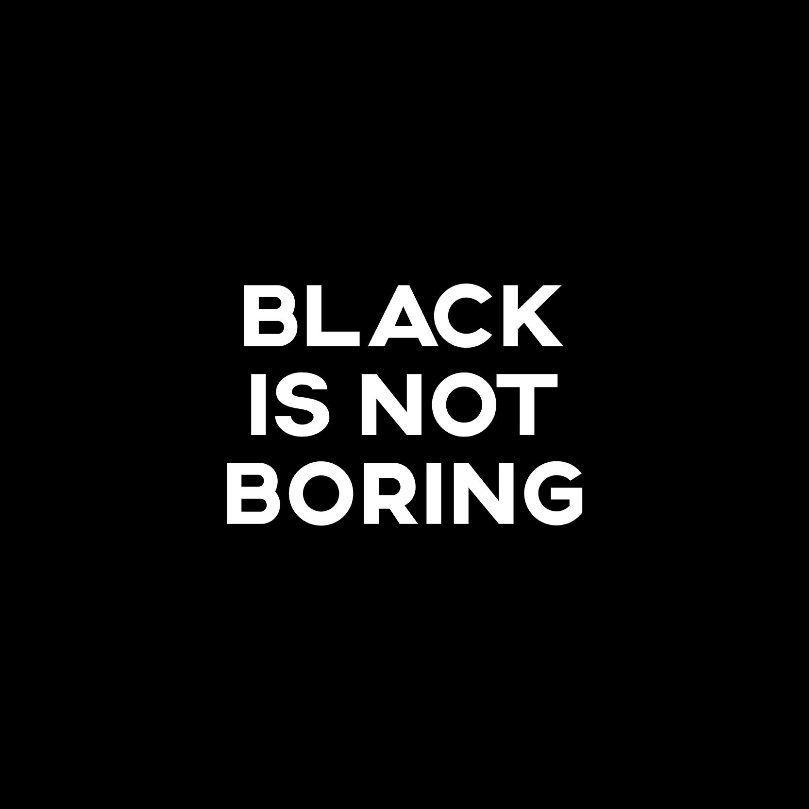 JekabsonsDotCom_BlackIsNotBoring